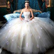 パーティードレス  ウエディングドレス ビスチェドレス 演奏会 二次会 宴会 結婚式 花嫁