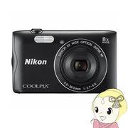 ニコン デジタルカメラ COOLPIX A300 [ブラック]