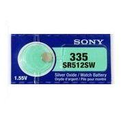 SONY ボタン電池 SR512SW(335)