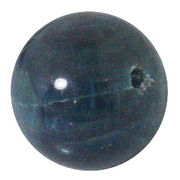 大きいサイズの天然石ビーズ/粒売 アパタイト 18mm 穴径 2mm