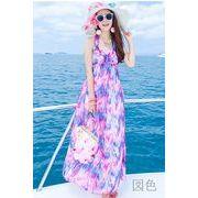 【初回送料無料】ファッションビーチワンピ◆too-ou3820-205