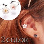 耳元を華やかに彩るイヤーカフ・イヤーカフス  KPE-20