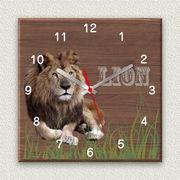 MYCLO 「アニマル」シリーズ時計 10 ライオン オリジナル 文字盤時計
