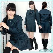 ■送料無料■成田国際高等学校 冬服  サイズ:M/BIG