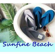 ルームサンダル SUNFINE BEACH