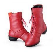 ダンスシューズ/レディース/ブーツ/ダンススニーカー/モダンダンス/女性用/練習/ジム/エアロビクス