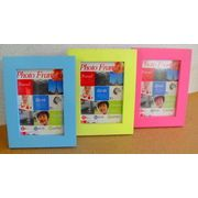【KY338】フォトフレーム■Lサイズ■ピンク・ブルー・グリーン