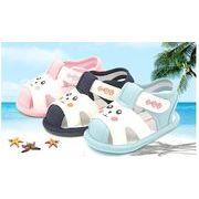 夏新品 可愛いデザインの子供靴 サンダル 男女通用