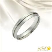 3色から選べるナチュール/フランス語でnature:自然/ステンレス指輪単品