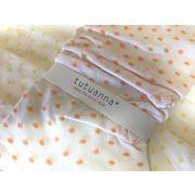 工場直出日本製 水玉オープントゥソックス(チュチュアンナの商品です)