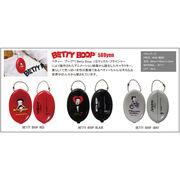 RUBBER COIN CASE 【BETTY BOOP】