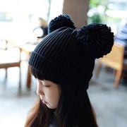 新登場!!★可愛いキッズ帽子★ニット帽子★おすすめ帽子