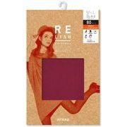 RELISH ORIGINAL 80D カラータイツ ATSUGI 全12色