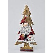 <AMANO>【クリスマス】【ウッドツリーデコ】Mサイズ2種