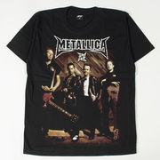 ロックTシャツ METALLICA James Alen Hetfield