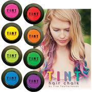 髪の毛専用チョーク型ヘアカラー TINT(ティント)ヘアチョーク Hair color chalk