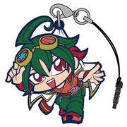 コスパ 遊☆戯☆王ARC-V 榊遊矢つままれストラップ