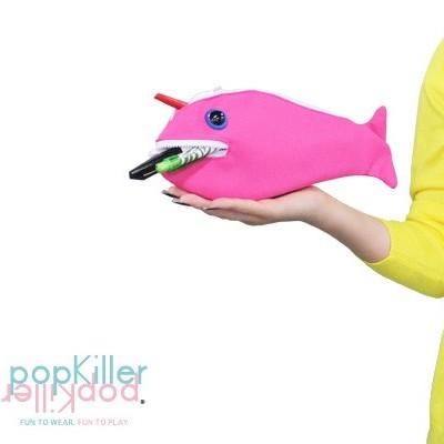 """動物のカタチのユニークなペンケース! """"POPKILLER(ポップキラー)ペンケース"""""""