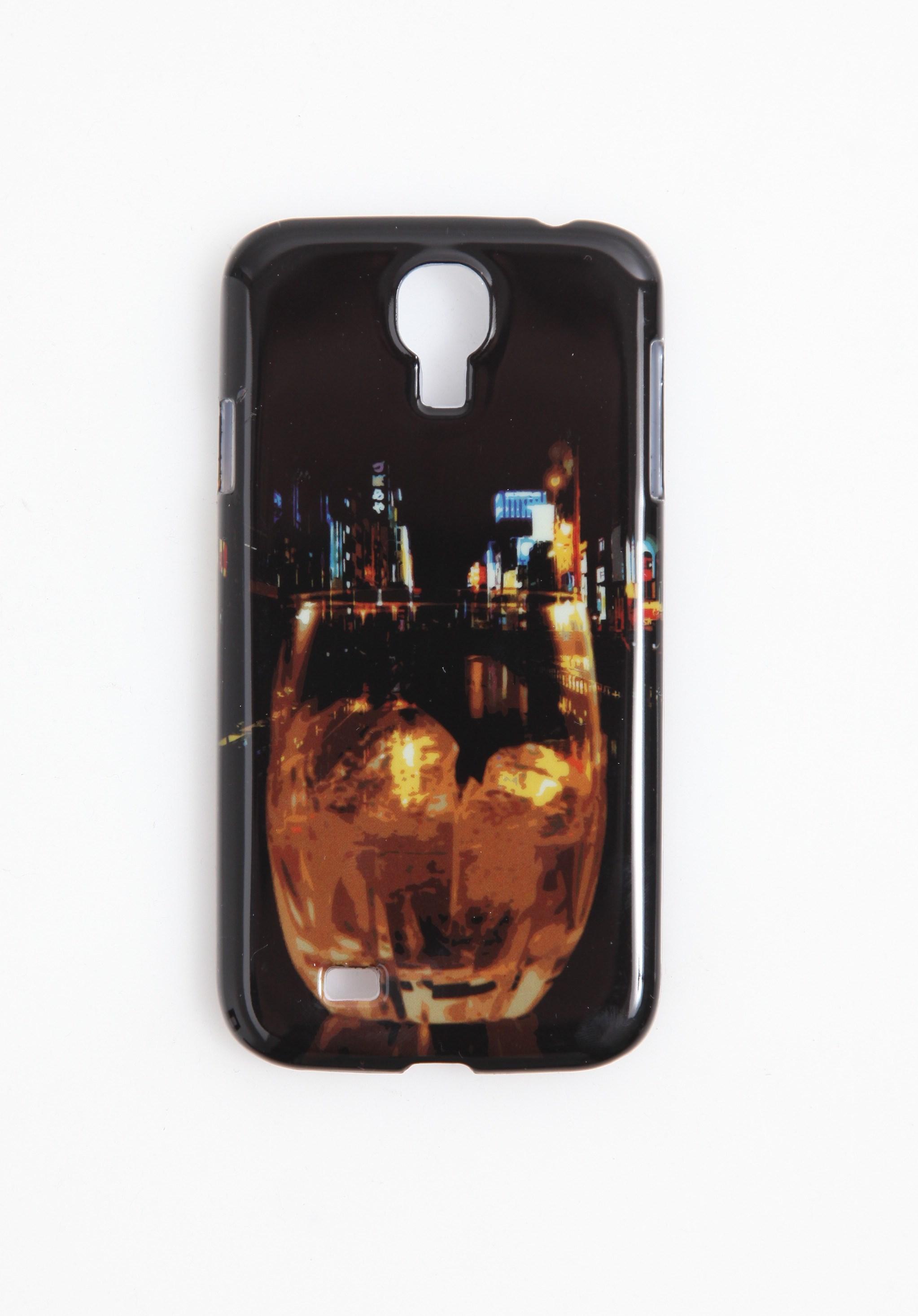 【Polyantha/ポリアンサ】酒飲み人必見!煌びやかなネオン街・宗右衛門町を描写したGALAXY S4カバー