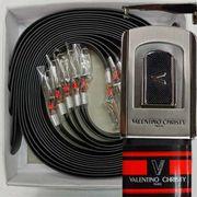 紳士ベルト 35mm牛革(スムース) ヴァレンチノ・クリスティ トップ式 箱売り(10本黒のみ)