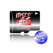 高速microSDHCカード32GB(動画撮影にも最適・CLASS10・特売品=メーカー選べません)