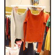 【初回送料無料】ファッション人気セーター●xz-s76694-163【2016秋冬商品】