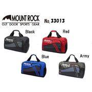 4色展開MOUNT ROCK 2ラインボストンバッグ #33013