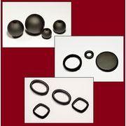 売り尽くしセール◆5円セール 【新商材CP】CCB樹脂 マットカラー加工 ブラック幾何パーツ