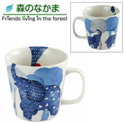 森のなかま ぞうマグカップ