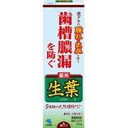 生葉b 【 小林製薬 】 【 歯磨き 】