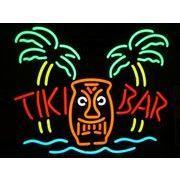 TIKI BAR PALM BEACH チキバーパームビーチ (ネオン管 看板 アメリカン雑貨 ・NEON SIGN・ネオンサイン)