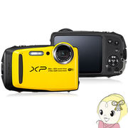 FFX-XP120-Y 富士フィルム FinePix XP120 [イエロー] 【防水機能】【Wi-Fi機能】