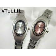 VITAROSOレディース腕時計 メタルウォッチ 日本製ムーブメント