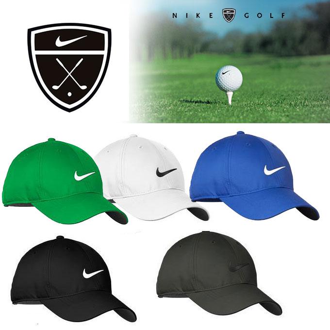★3カラー♪ Nike Golf Dri-FIT Swoosh Front Cap.-548533  14391
