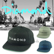 DIAMOND SUPPLY FACET SNAPBACK  15430