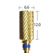 ラージバレルカーバイドバーコースゴールド(C1703G)