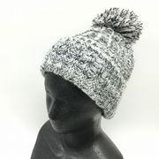 MIXケーブルニット帽