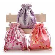 【雑貨】収納袋 ポーチ アクセサリー袋 プレゼント袋 包装 ギフト
