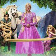 塔の上のラプンツェル ラプンツェル ドレス ディズニー プリンセス 仮装 ハロウィン コスプレ