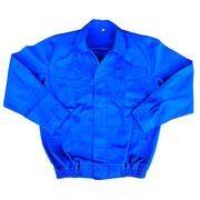 FJK 爽快 クールウェア 専用作業服(ファンユニット等は付属しません。) LLサイズ ブルー