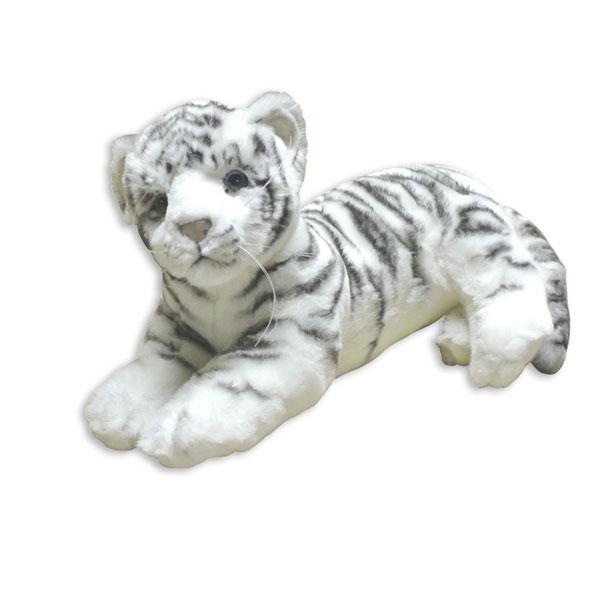 安全性・本物のような質感・感触にこだわった HANSA 製品『子ホワイトタイガー 36』