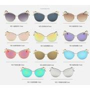 新品商品!!★ファッションメガネ★ファッションサングラス★海にぴったり 11色