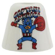 【新生活】キャプテンアメリカ 磁器製ハブラシスタンドマーベル