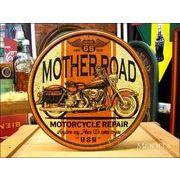 アメリカンブリキ看板 ルート66 Mother Road