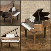 アンティークシャープナー 鉛筆けずり ♪ レトロ  グランドピアノ♪