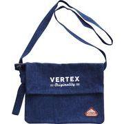 現代百貨 ポシェット VERTEX ワークバッグ デニム