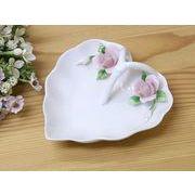 【値下げ】【処分!!】【SALE】Fine Porcelain Collection ホワイトテーブルウェア トレイ130