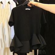 初回送料無料 2017 韓国 カジュアル 半袖 Tシャツ 大人気 Uxmjw-17er01 初春 新作