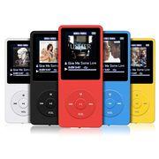 MP3プレーヤー  8GB 超軽量 スポーツ ランニング FMラジオ搭載 対応 高音質 切タイマー付き