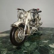 【ブリキ】 小物 置物 バイク ≪レトロ/コレクターズアイテム≫(直送可能)